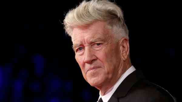 David Lynch says his 'one of the greatest' comment on Trump taken out of context