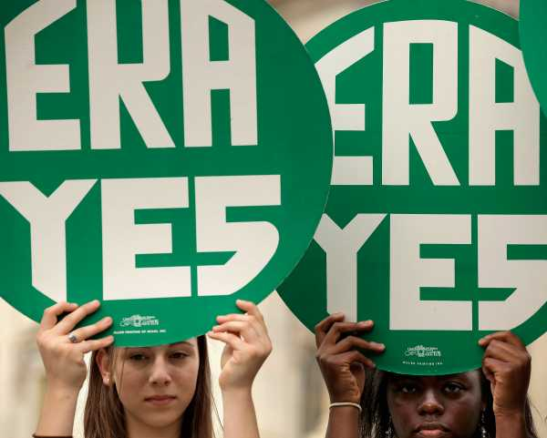 The Equal Rights Amendment's surprise comeback, explained