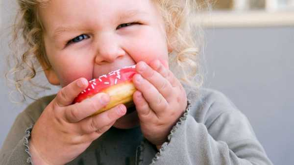 Toddlers consuming too much added sugar, study finds