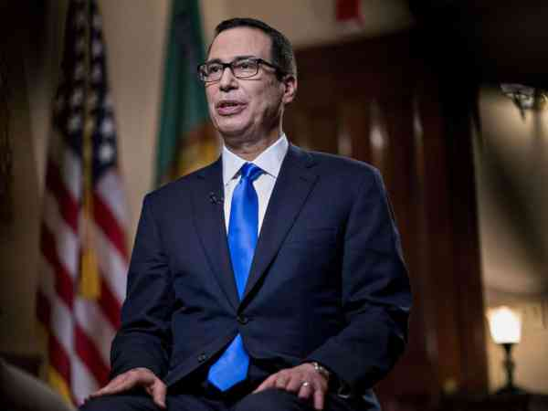 Mnuchin urged Trump to exempt Canada from steel and aluminum tariffs: Sources