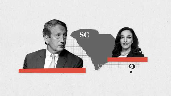 South Carolina House primary election results: Mark Sanford loses to Katie Arrington