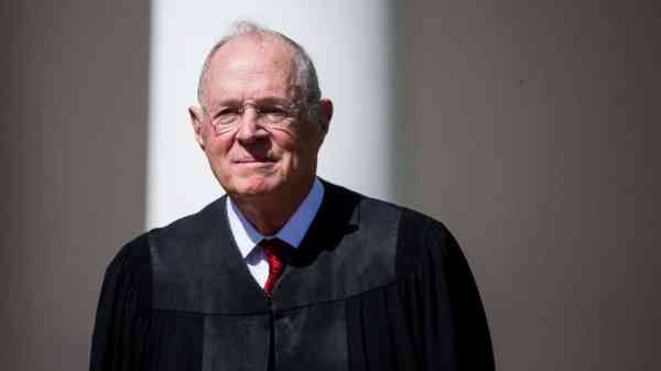Here are 25 names Trump could nominate to replace Justice Kennedy
