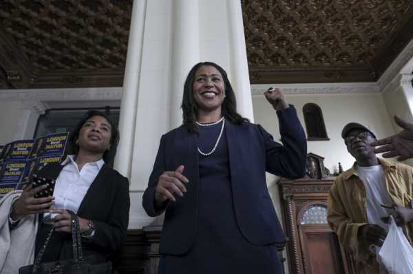 London Breed's historic San Francisco mayoral victory comes as a wave of black women seek political power