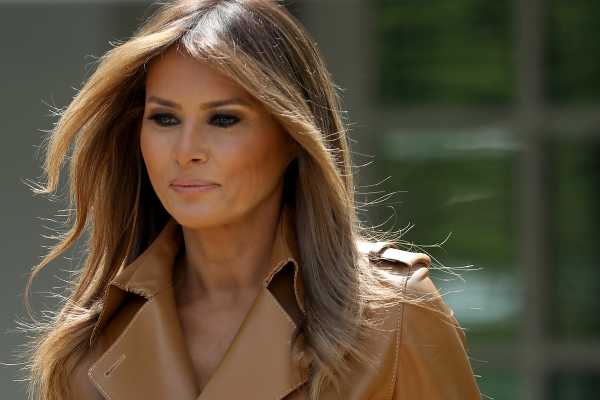 "Melania Trump ""hates"" family separations and puts the onus on ""both sides"" to fix it"