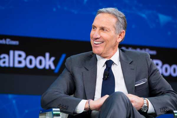 Why there's so much speculation about Starbucks chair Howard Schultz's 2020 ambitions