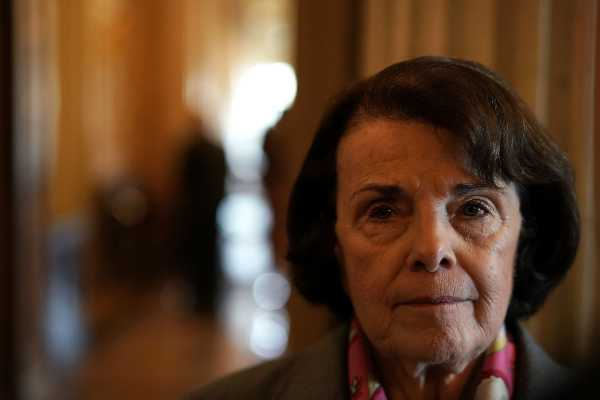 Why Sen. Dianne Feinstein is being challenged from the left