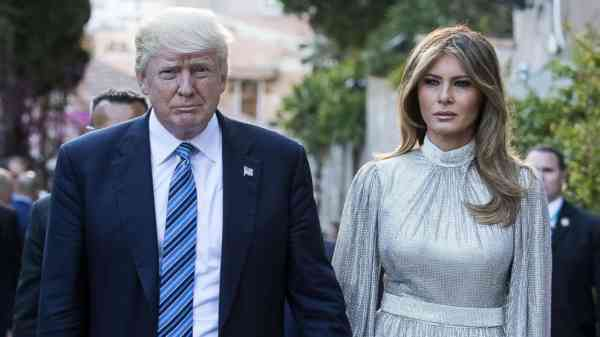 Melania Trump underwent 'big' 4-hour operation, can't travel for month