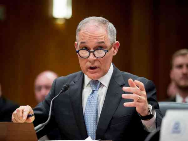 Despite mounting questions, Trump might not fire Pruitt: Sources
