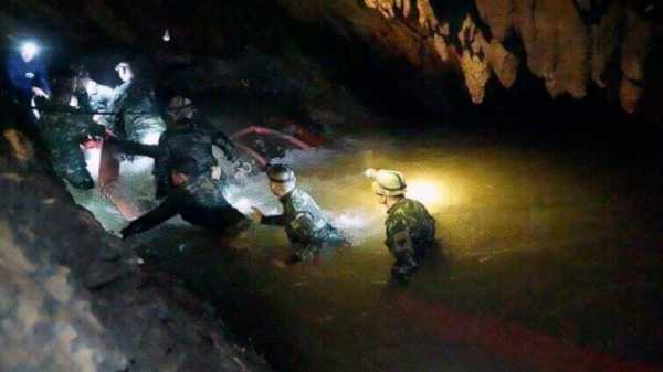 Trapped in Thai cave, youngsters must grapple with stress