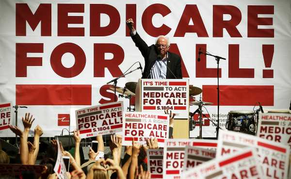"The ""pleasant ambiguity"" of Medicare-for-all in 2018, explained"