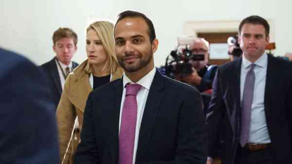 Papadopoulos launches late bid to delay looming prison term