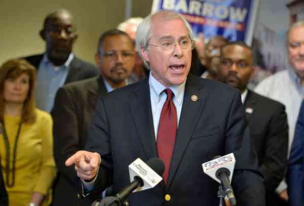 Republican wins Ga. secretary of state election seen as voter suppression referendum