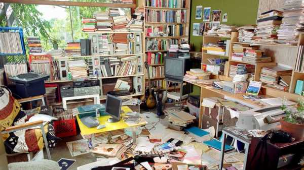 How clutter affects your health