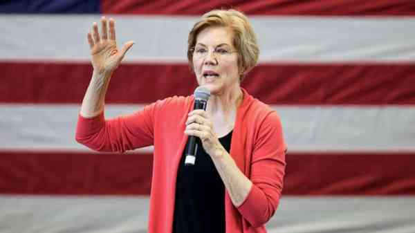 Sen. Elizabeth Warren apologizes to Cherokee Nation for taking DNA test