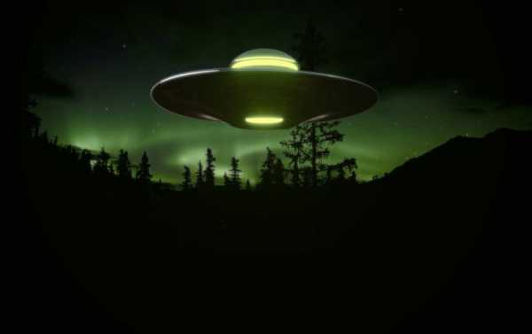 Declassified CIA Files Reveal Encounter With 'Green Circular' UFO Over Soviet Union During Cold War