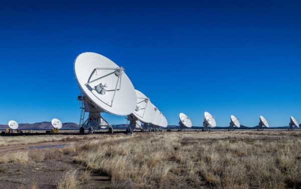 Russian Billionaire Supports SETI With Powerful NRAO Capacity to Search For Alien Life