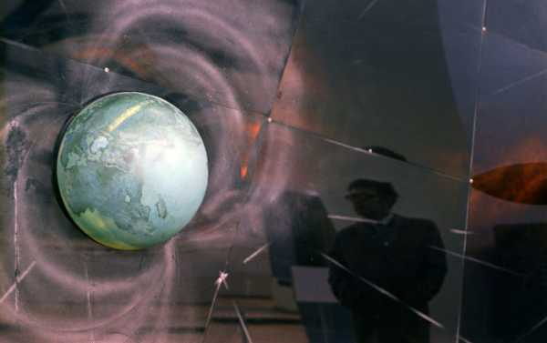 Earth's Magnetic Field Weakening For Unexplained Reason, Reveals European Space Agency