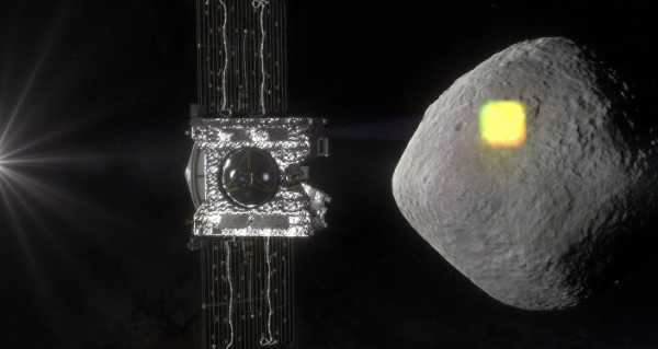 NASA's OSIRIS-Rex Spacecraft Lands on Bennu Asteroid to Grab Sample for Return to Earth - Video
