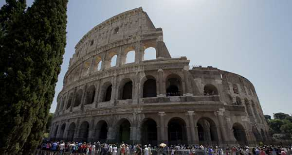 Italian Authorities Say Rome's Colosseum Will Get a New Arena Floor